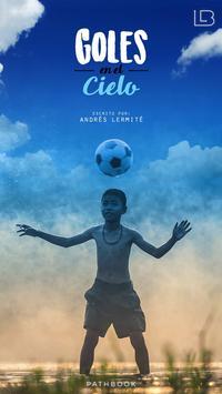 Goles en el Cielo - Rusia mundial futbol PATHBOOK poster