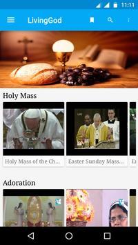 Living God - Christian Videos poster