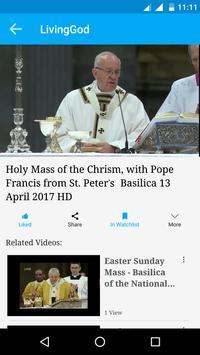 Living God - Christian Videos apk screenshot