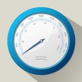 Barometer - Barometric Pressure & Elevation icon