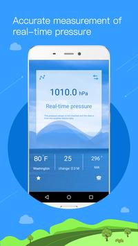 Barometer - Barometric Pressure & Elevation poster