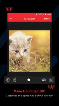 GIF Maker - Video to GIF, GIF Creator, GIF Editor apk screenshot