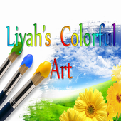 Liyah's Colorful Art icon