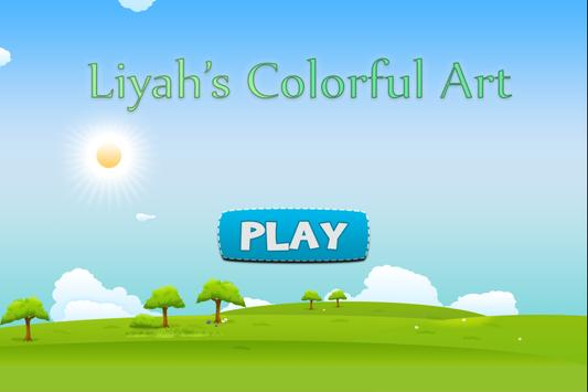 Liyah's Colorful Art screenshot 1