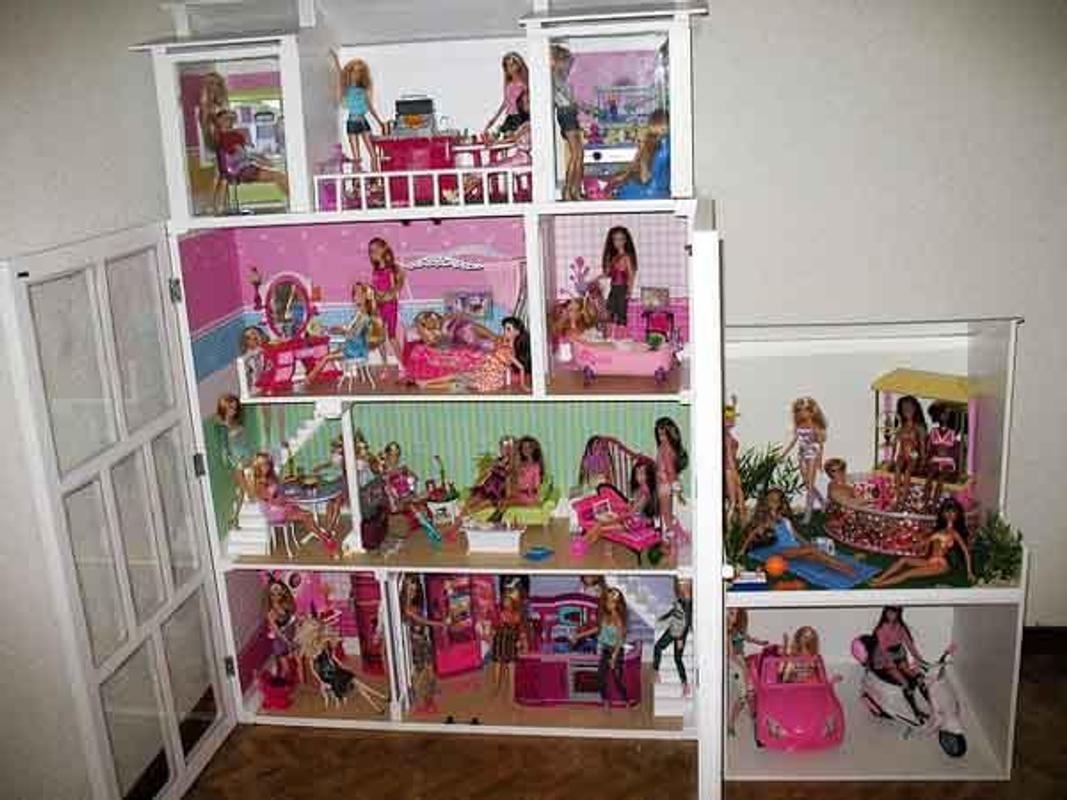Plan De Maison Pour Barbie | Ventana Blog