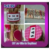 DIY Jar Gifts for Boyfriend icon