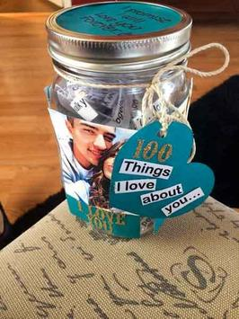 DIY Jar Gifts for Boyfriend poster