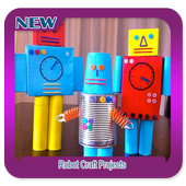 Robot Craft Projects icon
