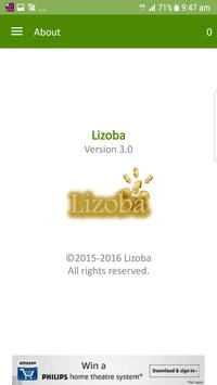 Lizoba screenshot 2
