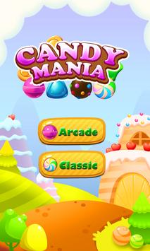 Candy Mania – Jelly Crush poster
