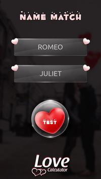 ... Love Calculator : Girl Boy True Love Test screenshot ...