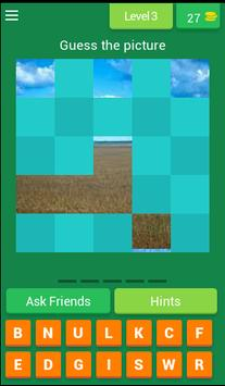 Guess the picture apk screenshot