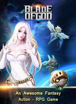 Blade of God imagem de tela 5