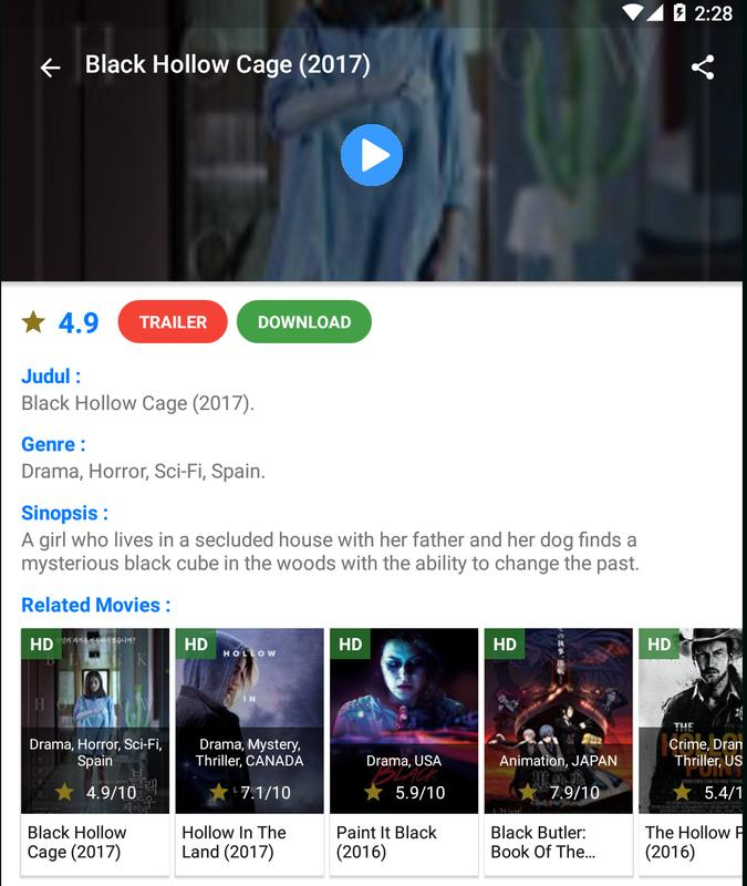 Lk21 indoxxi streaming hd para android apk baixar lk21 indoxxi streaming hd imagem de tela 6 stopboris Image collections