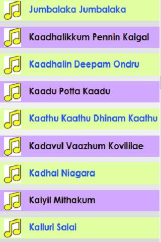 Tamil 80s & 90s Songs Videos for Android - APK Download