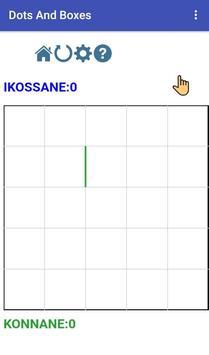 Dots and Boxes screenshot 2
