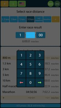 Race Time Predictor screenshot 1