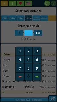 Race Time Predictor screenshot 1