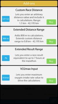 Race Time Predictor screenshot 2