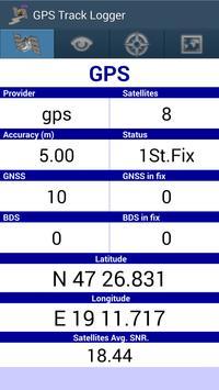 GTL  - GPS Track logger poster