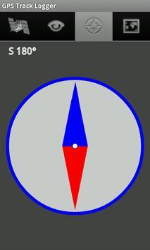 GTL  - GPS Track logger apk screenshot