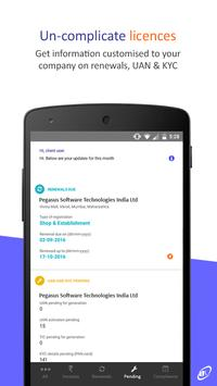 LK Nakashe -The Labour Law App screenshot 3