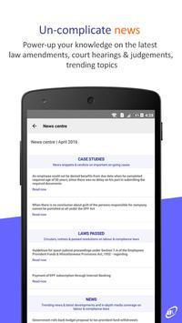 LK Nakashe -The Labour Law App screenshot 6