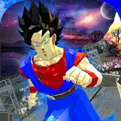 Super Saiyan Goku : Warrior Battle icon