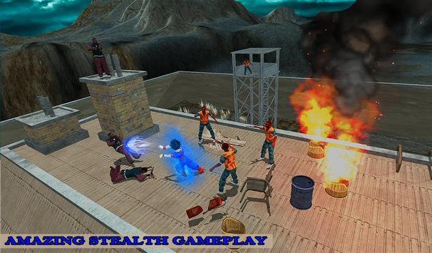 Super Saiyan Goku : Warrior Battle apk screenshot