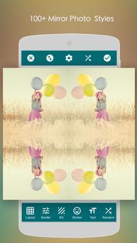 Mirror Photo:Editor&Collage (HD) apk screenshot