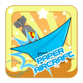 Paper Aircraft Games icon