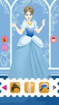 Princess Makeup Game screenshot 5