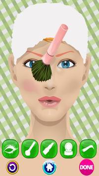 Princess Makeup Game screenshot 9