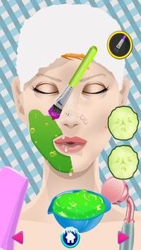 Princess Makeup Game screenshot 2