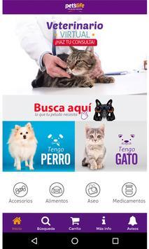 Tienda Pets Life poster