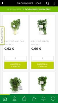 SUPERMERCADO ONLINE TU TREBOL screenshot 1