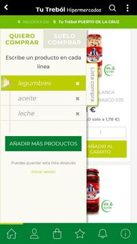 SUPERMERCADO ONLINE TU TREBOL screenshot 2