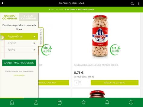 SUPERMERCADO ONLINE TU TREBOL screenshot 5