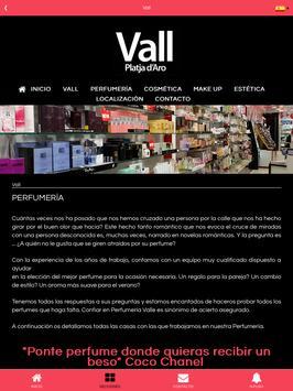 Perfumeria Vall apk screenshot