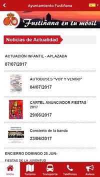 Ayuntamiento de Fustiñana screenshot 1