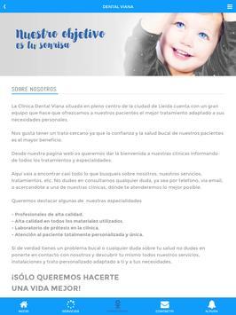 Centro de Salud Dental Viana screenshot 2