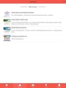 Ilertravel Ofertes de Viatges apk screenshot