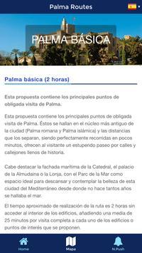 Palma Routes apk screenshot