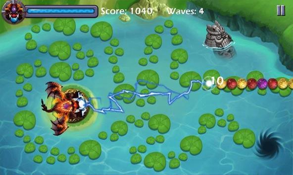 Dragon Marble Crusher screenshot 4