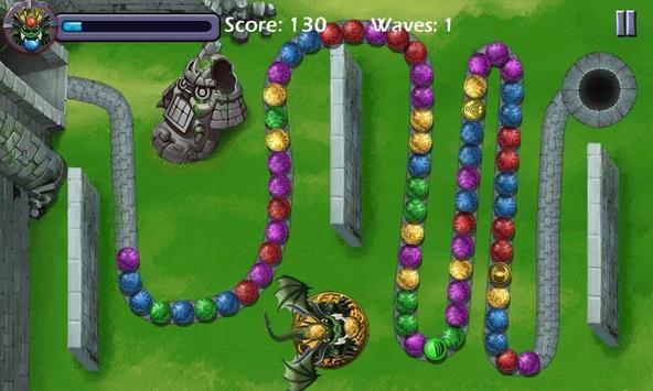 Dragon Marble Crusher screenshot 5