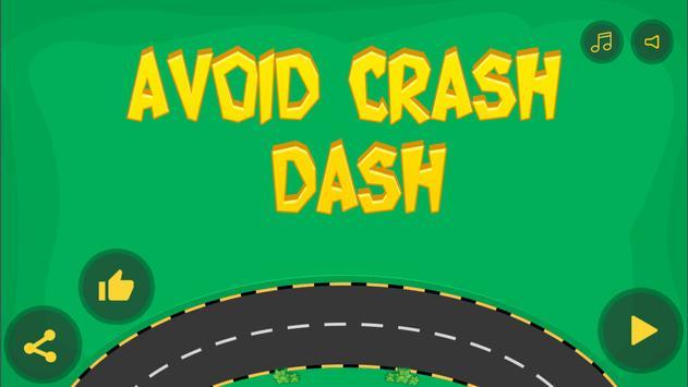 Avoid Crash Dash poster
