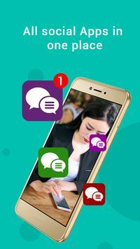 Lite Messenger screenshot 1