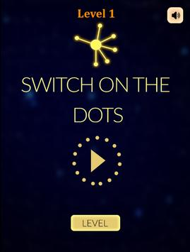 Switch on the Dots poster