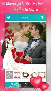 Marriage Video Maker screenshot 2