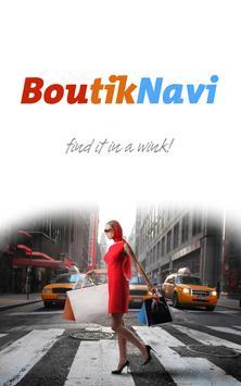 BoutikNavi poster
